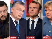 Viktor Orban declanșează JIHADUL ANTI-IMIGRAȚIE