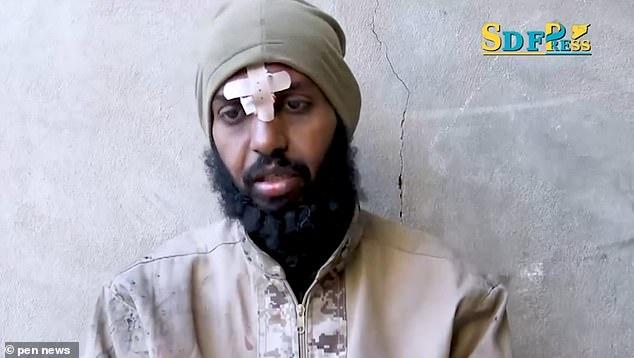 Vocea ISIS - jihadistul care relata execuțiile grupului terorist a fost capturat