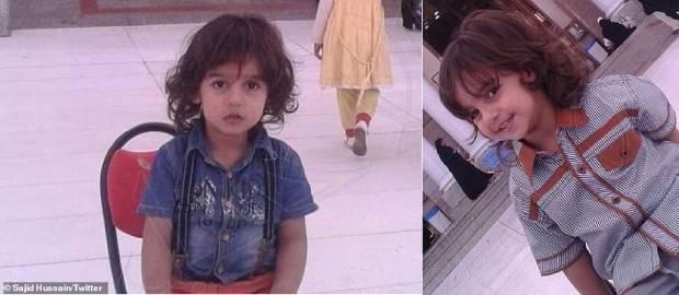 Băiețelul decapitat din motive religioase de un șofer de taxi din Arabia Saudită