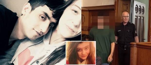 Imigrant afgan închis pe viață pentru că și-a ucis prietena de 17 ani