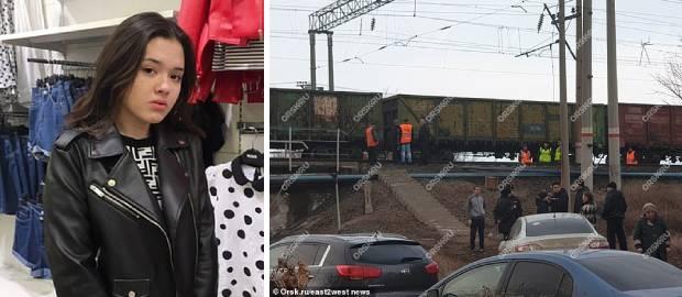 Adolescentă tăiată de tren când încerca să-și facă un selfie