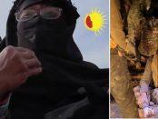 O soție ISIS apără violul și uciderea femeilor Yazidi de către jihadiști