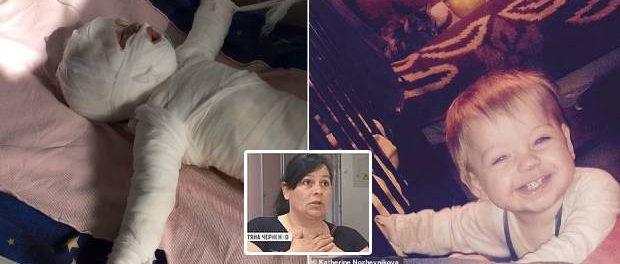 Un băiețel a murit după ce a căzut într-o găleată cu apă fiartă