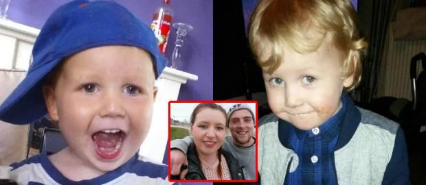 Băiețel de 3 ani lăsat să moară