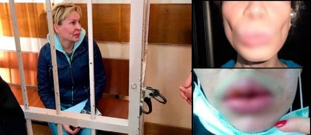 O cosmeticiană și-a lăsat clientele cu buzele umflate - LA PROPRIU