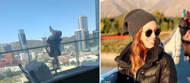 A SUPRAVIEȚUIT MIRACULOS după ce a căzut 25 m din balconul apartamentului său