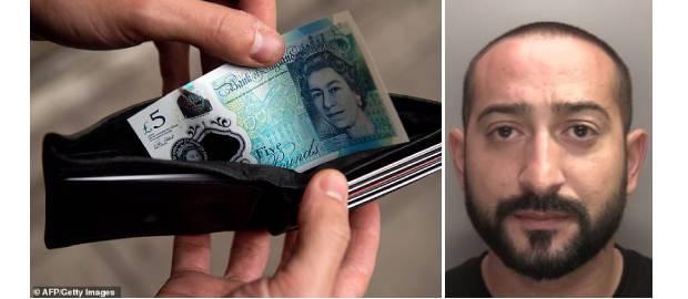 Hoțul român închis în CINCI ȚĂRI DIN UE care fura carduri din Marea BritanieHoțul român închis în CINCI ȚĂRI DIN UE care fura carduri din Marea Britanie