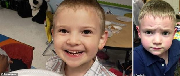 Nathan băiețelul de cinci ani cu o formă de autism etichetat prădător sexual