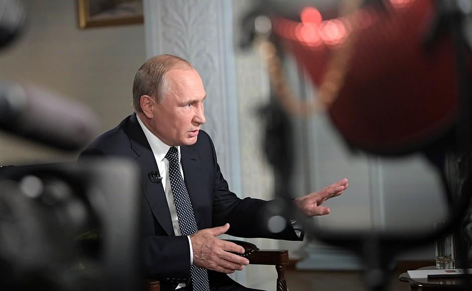 Vladimir Putin a declarat că Trădătorii trebuie pedepsiți!
