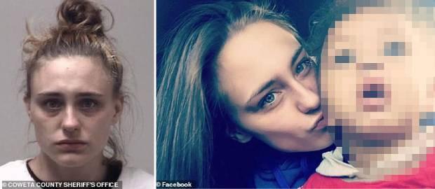 Arestată pentru CRIMĂ, după ce și-a ucis în bătaie fiul de 20 de luni pentru că și-a murdărit scutecul
