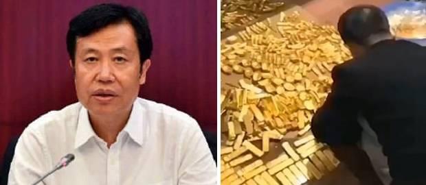 Zhang Qi un înalt oficial chinez este anchetat pentru o mită uriașă