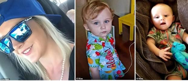 Mamă acuzată că și-a ucis copiii lăsându-i să moară în mașina supraîncălzită din curte