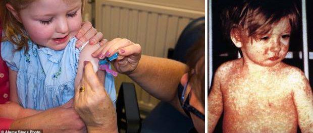 Obligativitatea vaccinării împotriva rujeolei a devenit lege în Germania