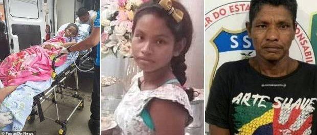 O fetiță de 13 ani a murit după ce a născut copilul TATĂLULUI ei