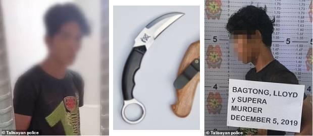 Un bărbat a decapitat o femeie și i-a mâncat creierul cu o garnitură de orez