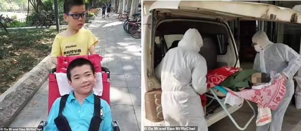 Băiatul cu paralizie cerebrală care a murit legat de pat