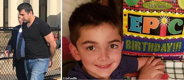 Un polițist și-a ucis fiul autist de opt ani, acesta fiind înfometat, bătut și lăsat într-un garaj să înghețe