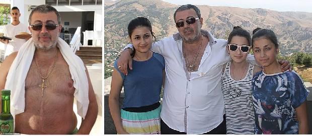Mikhail Khachaturyan a fost ucis de cele trei fiice pe care le viola și abuza