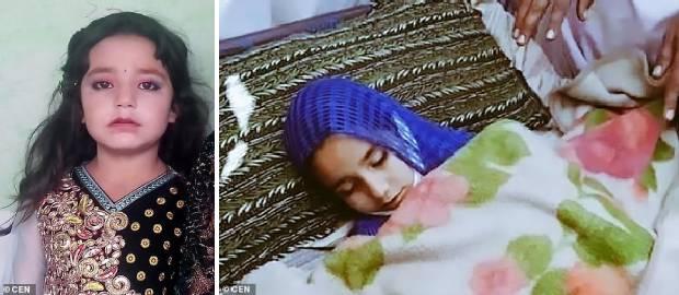 Tânăra violată, ucisă și aruncată în tufișuri