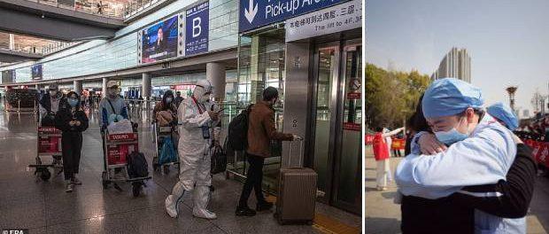 China raportează ZERO cazuri de coronavirus pentru a doua zi la rând