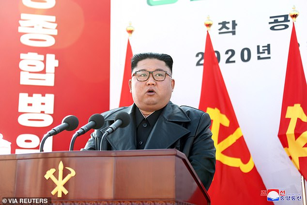 Dictatorul Kim Jong Un spune că țara nu are niciun caz de infecție cu CORONAVIRUS