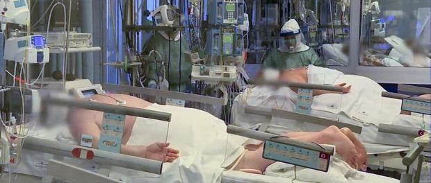 Italienii își condamnă practic bătrânii la moarte cu noile reguli din spitale