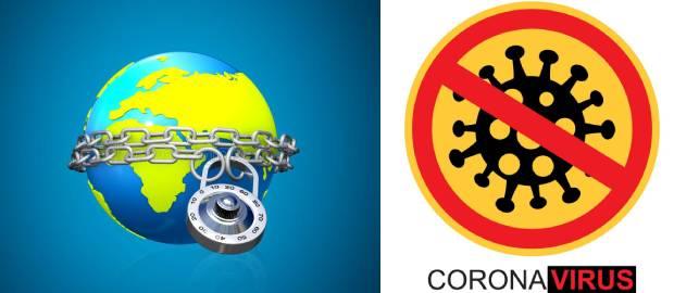 Planeta s-a oprit în loc în pandemia provocată de CORONAVIRUS