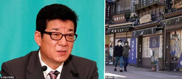 Primarul din Osaka vrea ca doar bărbații să meargă la cumpărături în timpul crizei de coronavirus