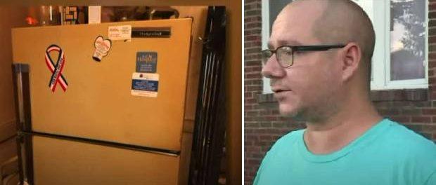 Și-a găsit sora moartă în congelator la câteva zile după moartea mamei sale