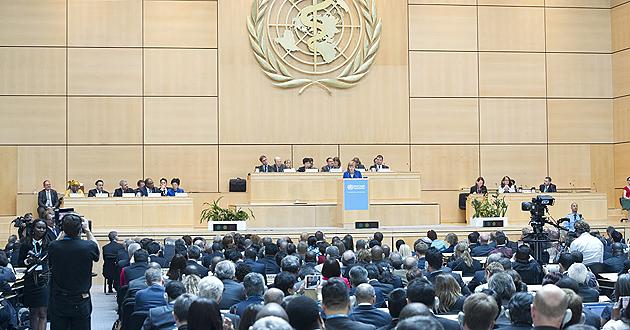 Adunarea Mondială a Sănătății