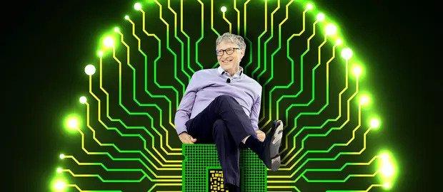 Bill Gates si teoria conspirației privind vaccinul cu microcip