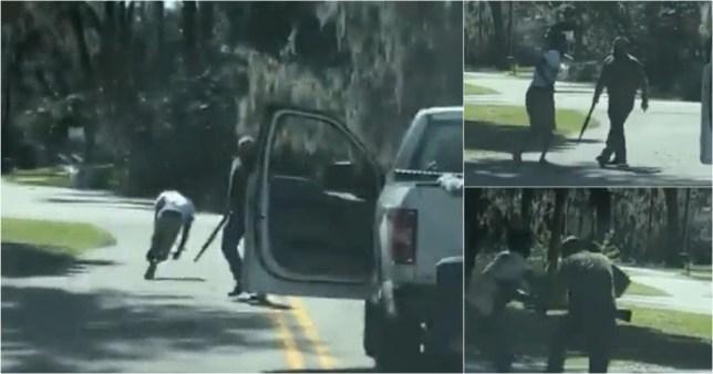L-au împușcat ca pe un câine în timp ce făcea jogging