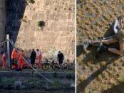 Român ucis la Roma sub Ponte Sisto sfâșiat de un câine și lovit cu pumnii și picioarele