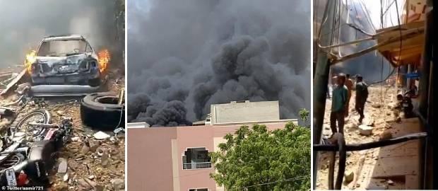 Un Airbus A320 s-a prăbușit în Karachi provocând moartea a 107 persoane