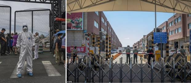 Beijingul din nou în CARANTINĂ după ce părți ale orașului au fost închise pentru a preveni un nou focar de coronavirus