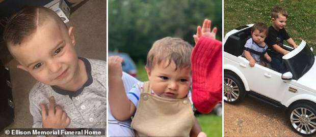 Doi frați în vârstă de trei ani și un an, au murit blocați într-o mașină supraîncălzită