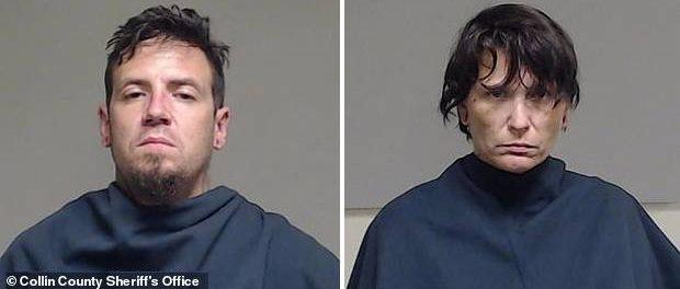 O mamă și un tată infractor sexual, arestați după ce poliția a descoperit cadavrul băiețelului lor de o săptămână ascuns într-un butoi