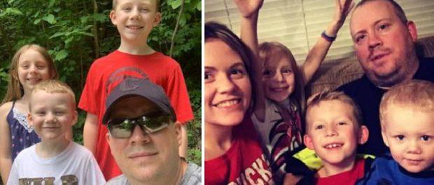 Tragedie după ce un tată și-a împușcat mortal soția, cei trei copii și apoi s-a sinucis